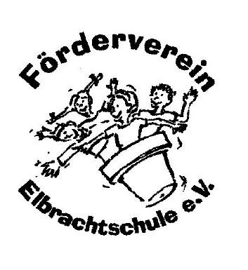 Logo Förderverein Elbrachtschule